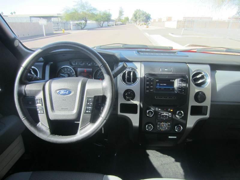 2014 Ford F-150 4x2 XLT 4dr SuperCrew Styleside 5.5 ft. SB - Tempe AZ