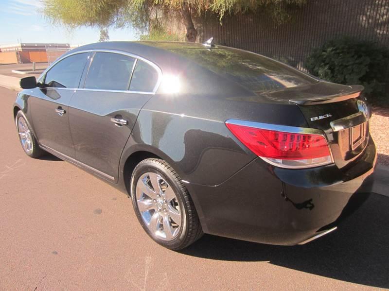 2013 Buick LaCrosse Leather 4dr Sedan - Tempe AZ