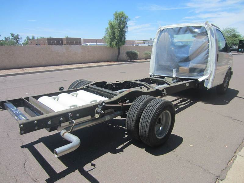 "2014 Chevrolet Express Cutaway 4500 159"" Wheelbase - Tempe AZ"