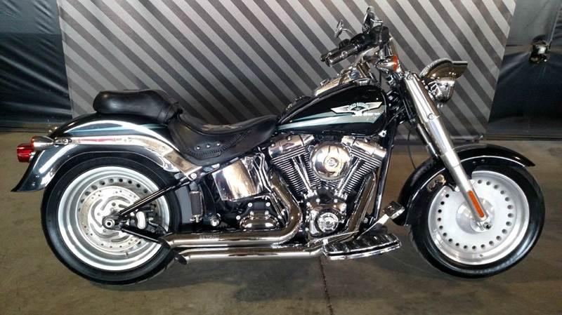 2008 Harley-Davidson Fatboy Softail  - Tempe AZ