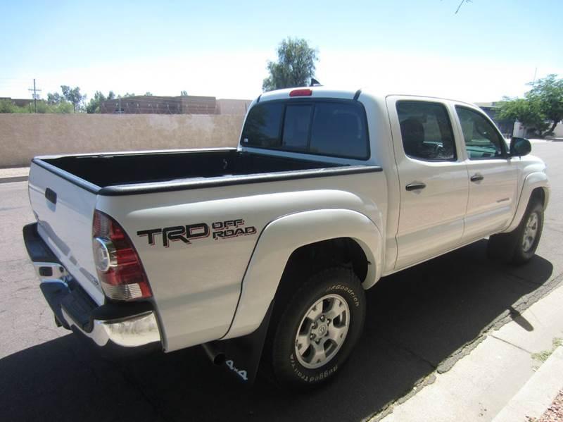 2015 Toyota Tacoma 4x4 V6 4dr Double Cab 5.0 ft SB 5A - Tempe AZ
