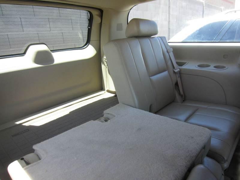 2008 GMC Yukon XL AWD Denali 4dr SUV - Tempe AZ
