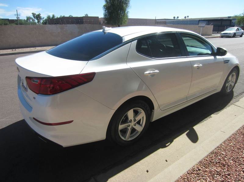 2015 Kia Optima LX 4dr Sedan - Tempe AZ