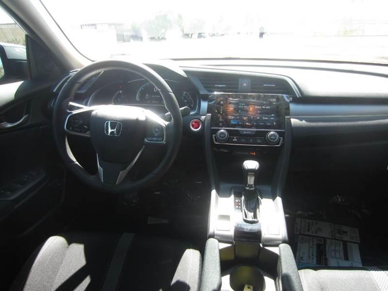 2017 Honda Civic LX 4dr Sedan CVT - Tempe AZ