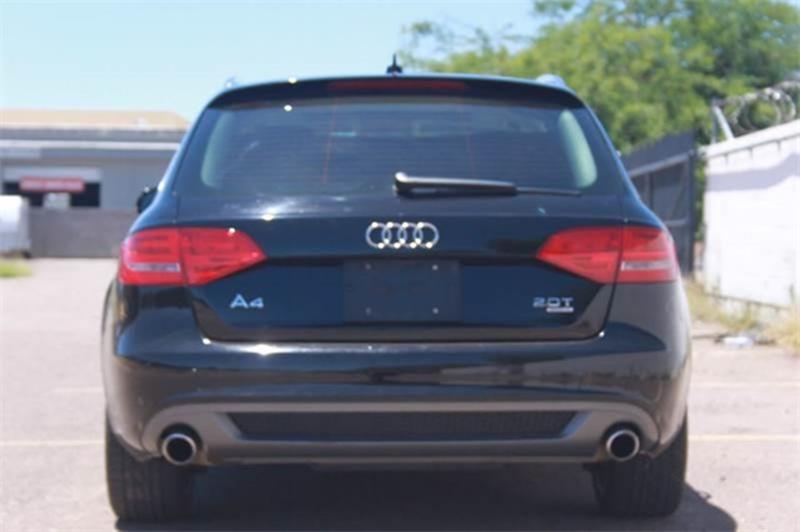 2012 Audi A4 AWD 2.0T quattro Avant Premium Plus 4dr Wagon - Tempe AZ