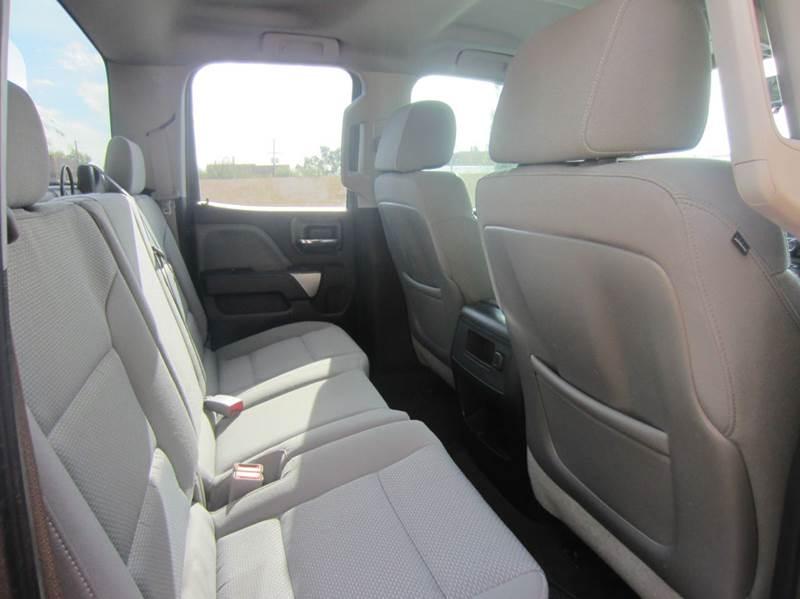 2015 Chevrolet Silverado 1500 4x2 LT 4dr Double Cab 6.5 ft. SB - Tempe AZ