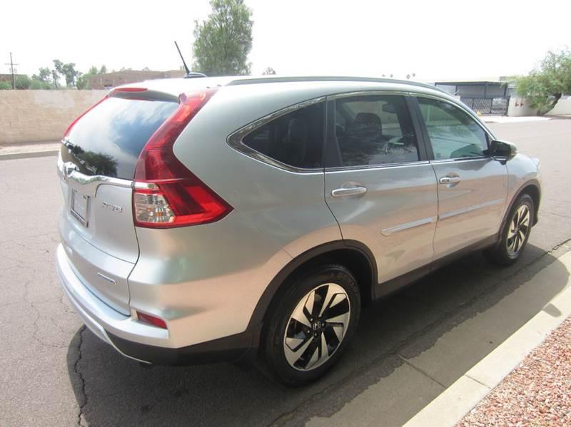 2015 Honda CR-V AWD Touring 4dr SUV - Tempe AZ