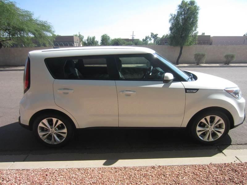 2016 Kia Soul + 4dr Wagon - Tempe AZ