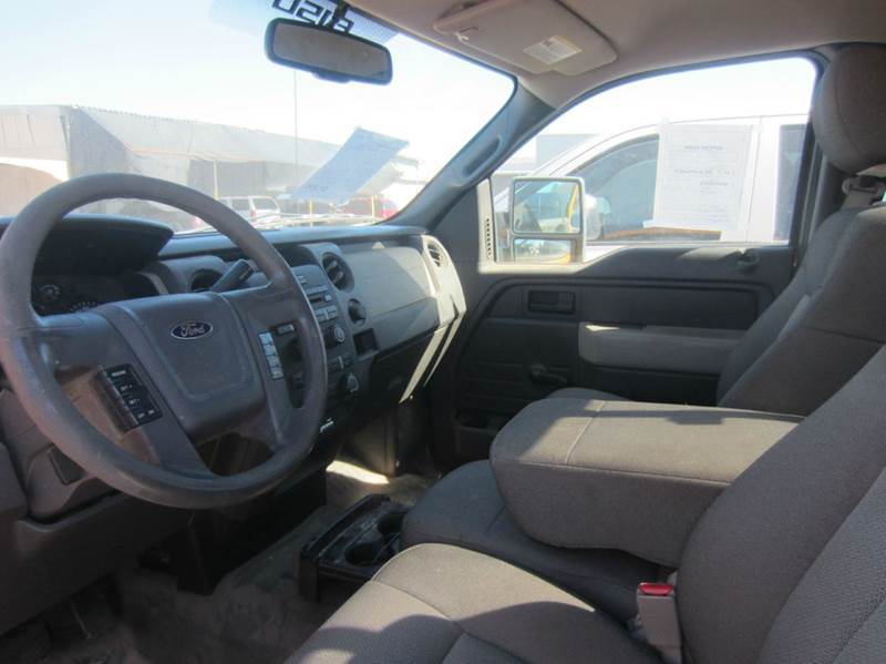 2010 Ford F-150 4x2 XL 2dr Regular Cab Styleside 8 ft. LB - Tempe AZ