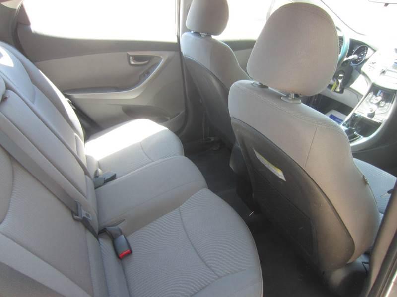 2016 Hyundai Elantra SE 4dr Sedan 6A (US) - Tempe AZ