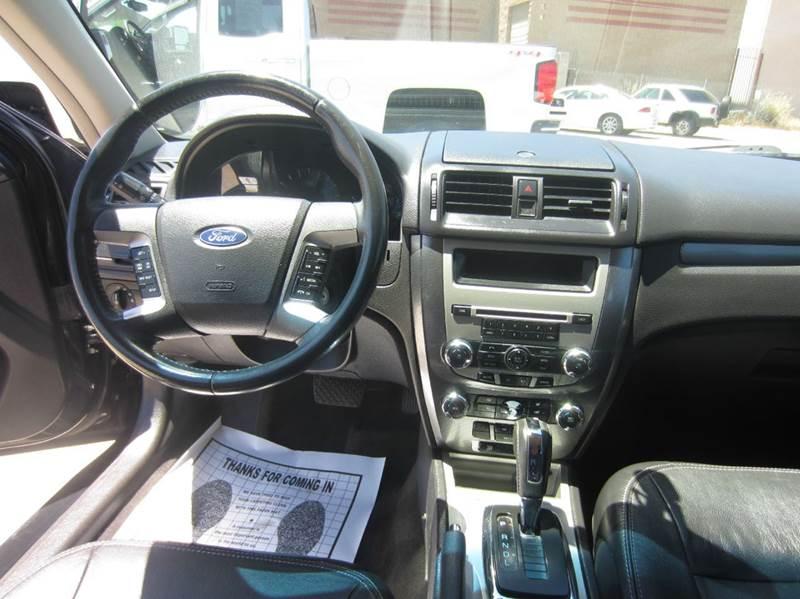 2012 Ford Fusion SEL 4dr Sedan - Tempe AZ