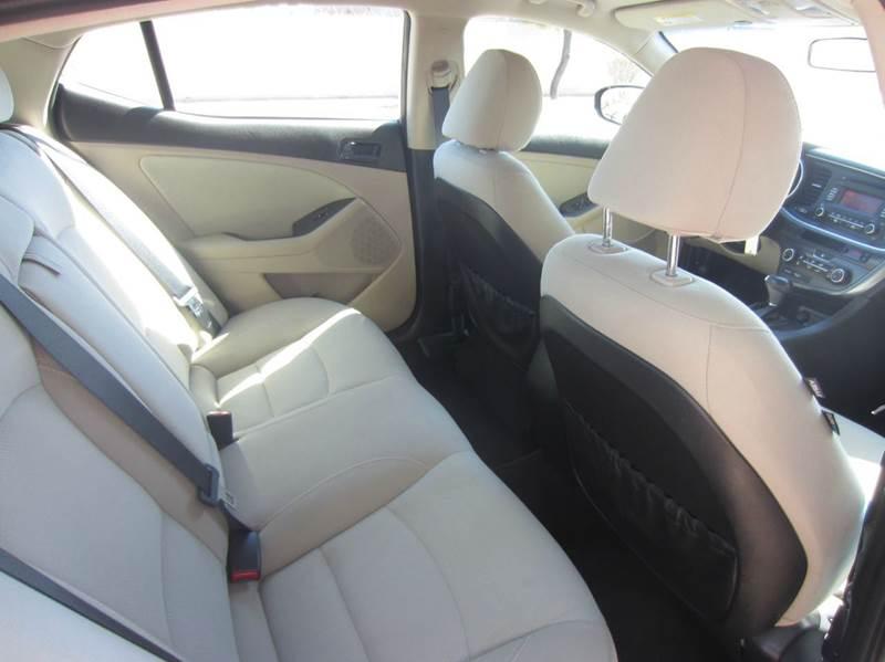 2015 Kia Optima LX 4dr Sedan - Tempe AZ