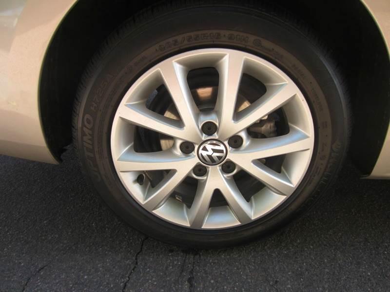 2014 Volkswagen Jetta SE PZEV 4dr Sedan 6A - Tempe AZ