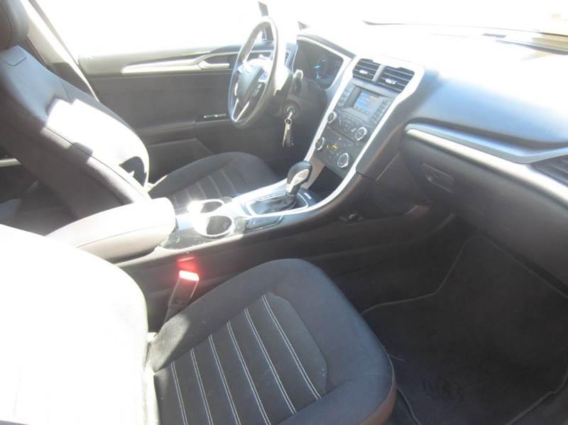 2013 Ford Fusion SE 4dr Sedan - Tempe AZ