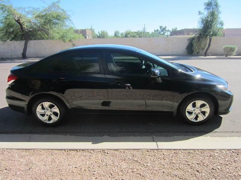 2015 Honda Civic LX 4dr Sedan CVT - Tempe AZ