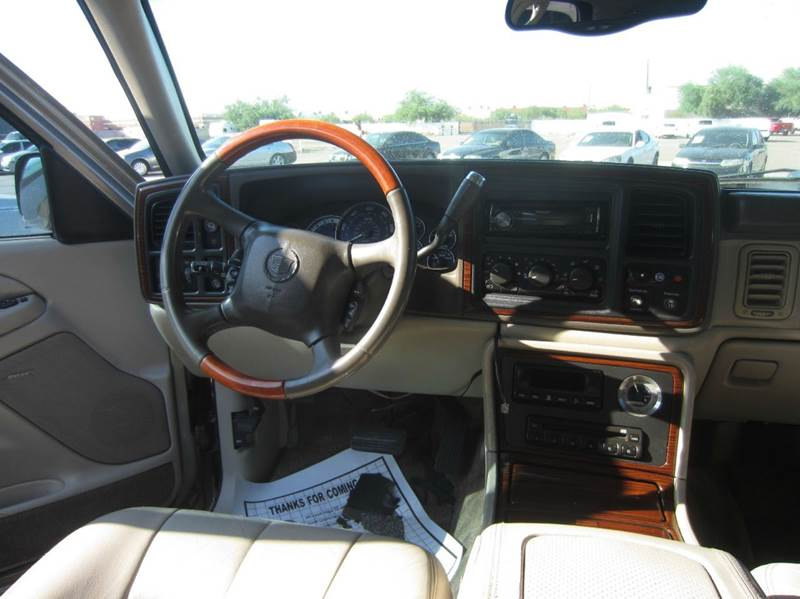 2002 Cadillac Escalade AWD 4dr SUV - Tempe AZ