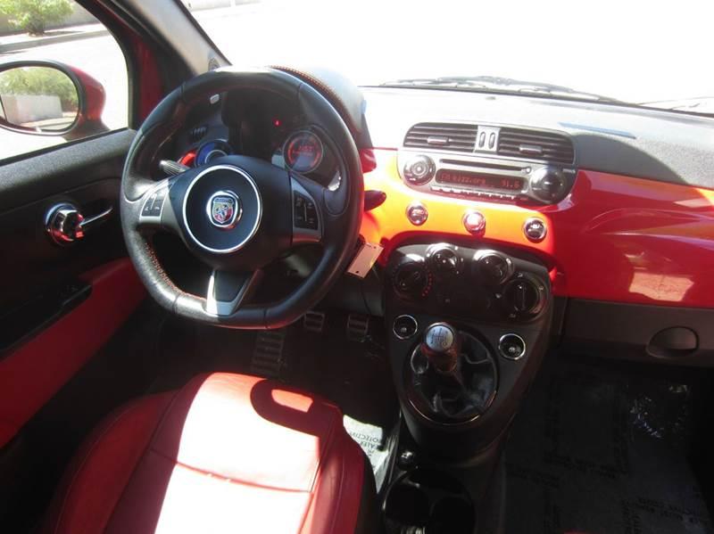 2013 FIAT 500c Abarth 2dr Convertible - Tempe AZ
