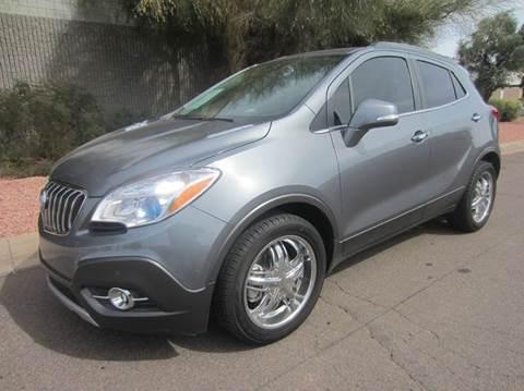 2015 Buick Encore for sale in Tempe, AZ