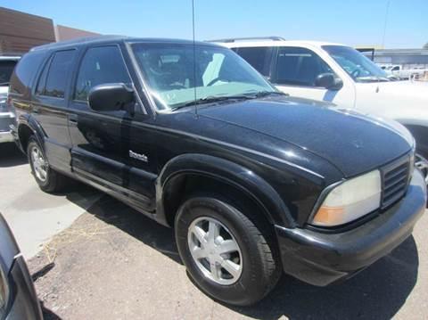 2000 Oldsmobile Bravada for sale in Tempe, AZ