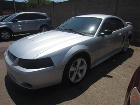 Ford Mustang SVT Cobra For Sale  Carsforsalecom