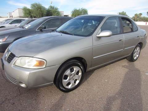 2005 Nissan Sentra for sale in Tempe, AZ