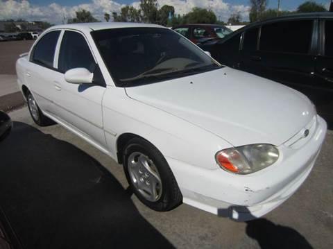 2001 Kia Sephia for sale in Tempe, AZ