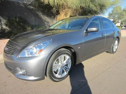 2015 Infiniti Q40 for sale in Tempe, AZ