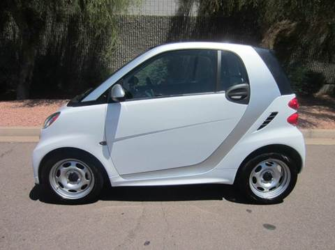 2015 Smart fortwo for sale in Tempe, AZ