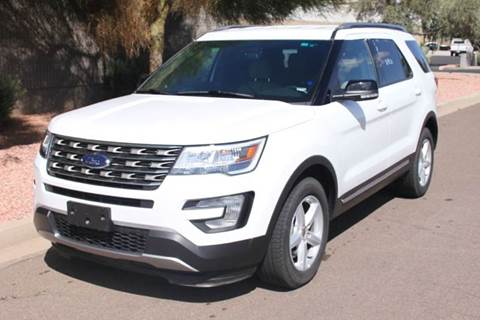 2016 Ford Explorer for sale in Tempe, AZ