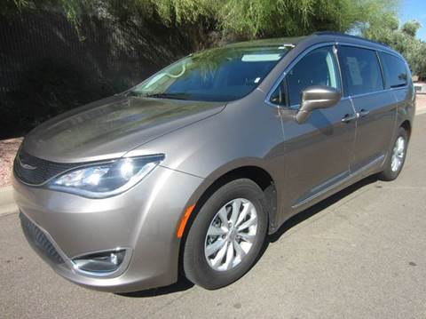 2017 Chrysler Pacifica for sale in Tempe, AZ
