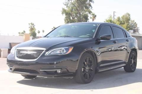 2014 Chrysler 200 for sale in Tempe, AZ