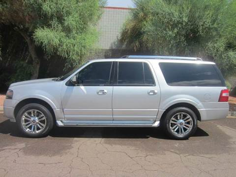 2013 Ford Expedition EL for sale in Tempe, AZ