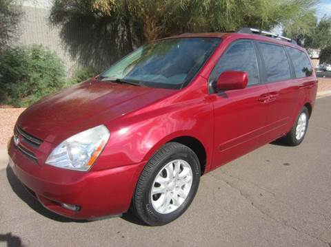 2007 Kia Sedona for sale in Tempe, AZ