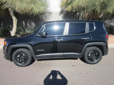 used jeep renegade for sale arizona. Black Bedroom Furniture Sets. Home Design Ideas