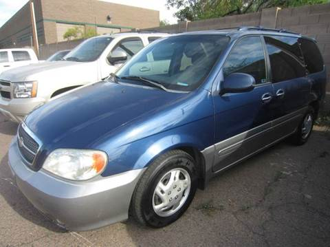 2005 Kia Sedona for sale in Tempe, AZ