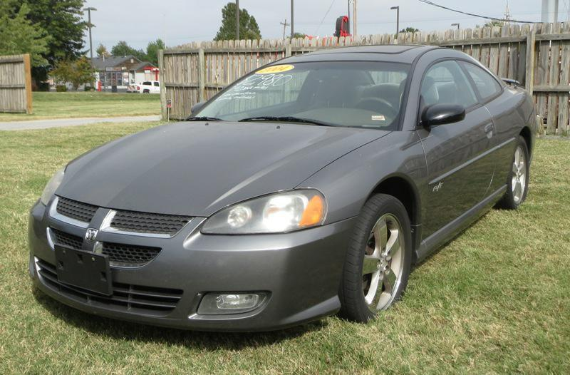 2004 dodge stratus r t coupe for sale cargurus. Black Bedroom Furniture Sets. Home Design Ideas