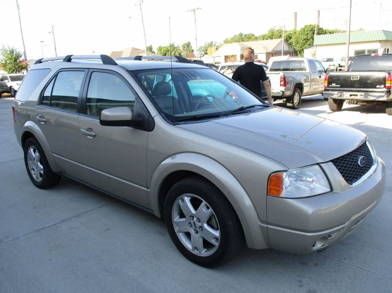 2005 ford freestyle limited awd 4dr wagon in valley center. Black Bedroom Furniture Sets. Home Design Ideas