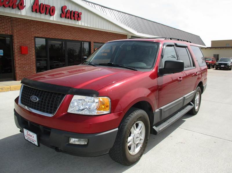 Edens Auto Sales >> 2005 Ford Expedition XLT 4WD 4dr SUV In Valley Center KS - Eden's Auto Sales