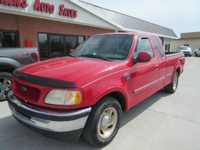 Edens Auto Sales >> 1998 Ford F-150 Lariat 3dr Extended Cab SB In Valley Center Wichita Maize Eden's Auto Sales