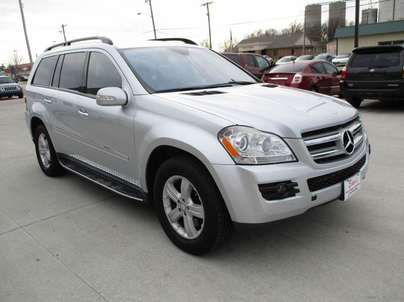 2008 mercedes benz gl class gl450 4matic awd 4dr suv in for Mercedes benz gl450 mpg