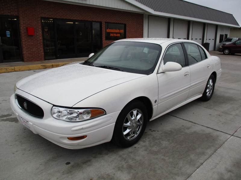 2005 buick lesabre limited 4dr sedan in valley center ks. Black Bedroom Furniture Sets. Home Design Ideas