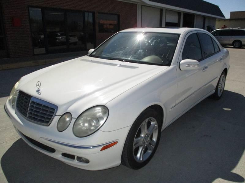 2006 mercedes benz e class awd e350 4matic 4dr sedan in for Mercedes benz c class 2006 price