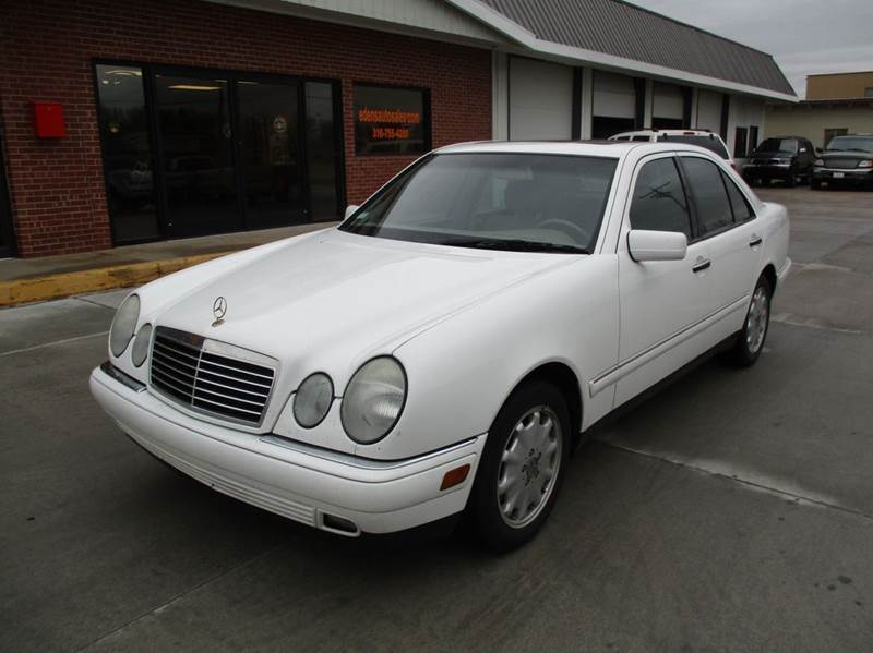 1998 mercedes benz e class e320 4dr sedan in valley center