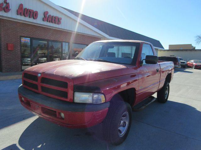 Edens Auto Sales >> Used 1995 Dodge Ram Pickup 1500 LT 2dr 4WD Standard Cab SB in Valley Center KS at Eden's Auto ...