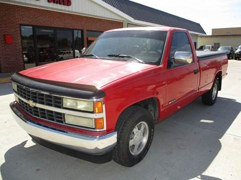 1992 Chevrolet C K 1500 Series For Sale Rockford Il
