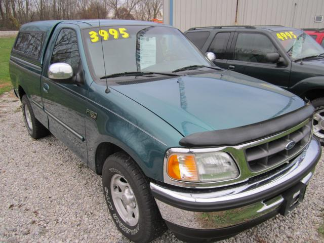 Used 1998 ford f 150 for sale for Tyrrell doyle honda