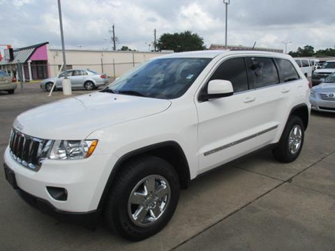 2012 Jeep Grand Cherokee for sale in Pasadana, TX