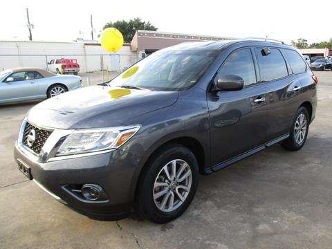 2014 Nissan Pathfinder for sale in Pasadana, TX