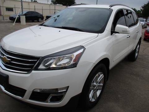 2014 Chevrolet Traverse for sale in Pasadana, TX