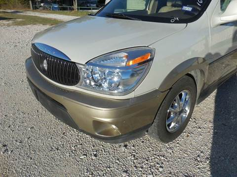 2004 Buick Rendezvous for sale in Gainesville, TX
